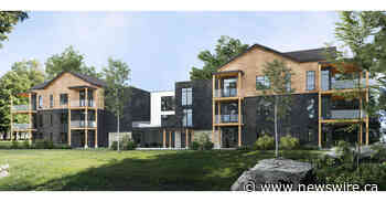 Le Boisé du Ruisseau Clair: A New Residential Project in Mont-Tremblant Launched by Local Active Developers in Partnership with Fonds immobilier de solidarité FTQ - Canada NewsWire
