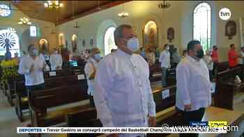 Noticias Rinden honores a la patria en Santiago de Veraguas - TVN Panamá