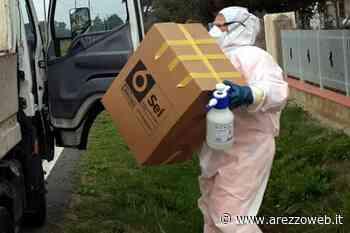 Cavriglia: il prossimo fine settimana saranno consegnati 5 dispositivi i protezione a testa - ArezzoWeb