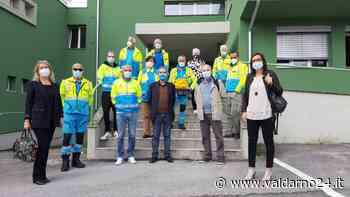 Cavriglia: progetto pilota per garantire il distanziamento all'entrata delle scuole - Valdarno 24 - Valdarno24