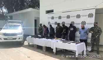 Choque de versiones entre Ejército y Policía por la captura de cinco sujetos en Cauca - W Radio