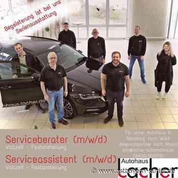 Autohaus Lacher in Neunburg vorm Wald sucht Verstärkung - Ostbayern Kurier