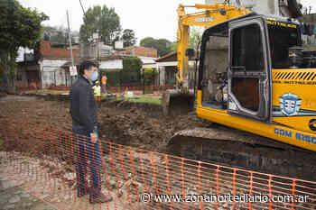 San Isidro: más pavimentos renovados en Villa Adelina y Boulogne - Zona Norte Diario OnLine