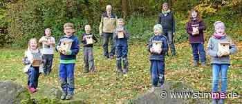 Junge Naturforscher aus Zaberfeld erleben tolle Outdoor-Woche - Heilbronner Stimme