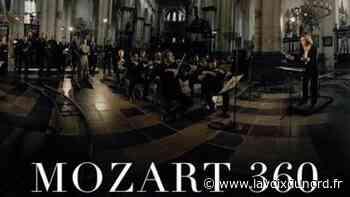 Un concert de Mozart en 3D à la cathédrale de Saint-Omer - La Voix du Nord