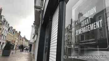 Après le déconfinement, Signature Interiors déménagera rue de Dunkerque, à Saint-Omer - La Voix du Nord
