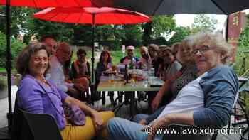 Le café polyglotte de Saint-Omer se retrouve en ligne, le temps du reconfinement - La Voix du Nord