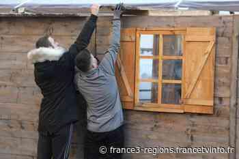 Covid-19 : A Saint-Omer, les chalets de Noël deviennent des lieux de tests antigéniques - France 3 Régions