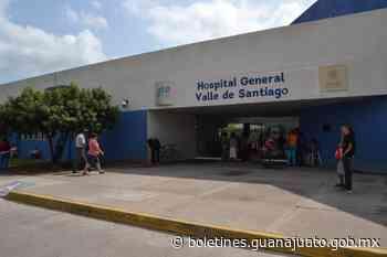 Hospital de Valle de Santiago suma la atención de 78 pacientes Covid-19 hospitalizados - Noticias Gobierno del Estado de Guanajuato