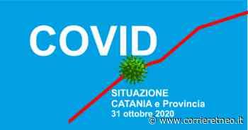 S. M. di Licodia, bambina della primaria positiva al Covid: a Belpasso 115 casi, 17 a Motta S. Anastasia - Corriere Etneo