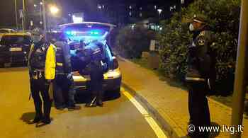Loano, controlli di polizia locale e carabinieri: sanzionate quattro persone senza mascherina - IVG.it
