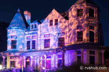 Photos: Maymont Garden Glow - rvahub.com