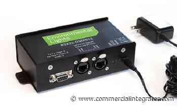 Environmental Lights Releases New RS232 to DMX Converter - Commercial Integrator