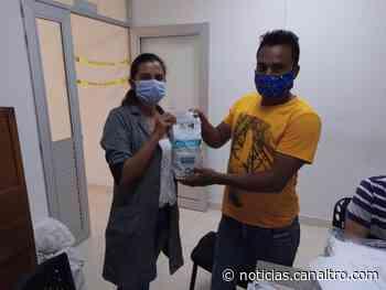 Semillas para caficultores en Ragonvalia - Canal TRO