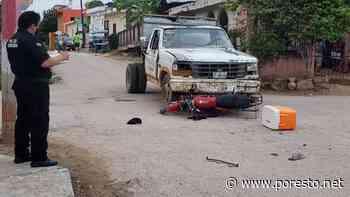 Motociclista gravemente herido tras accidente en Peto - PorEsto