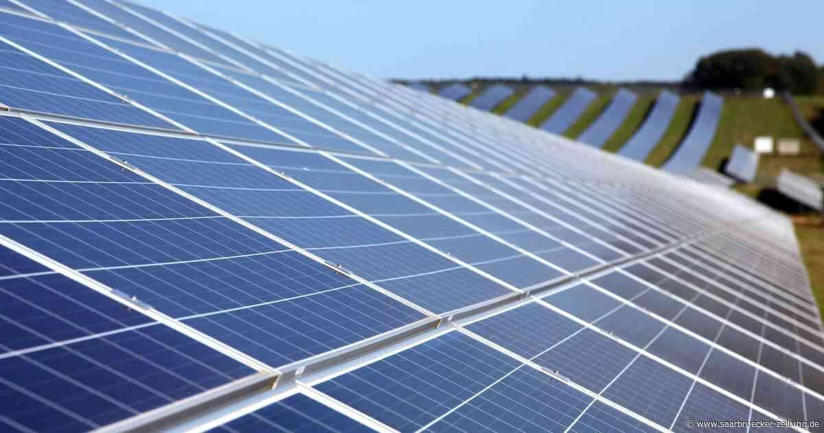Gemeinderat von Marpingen bringt den Solarpark in Alsweiler auf den Weg - Saarbrücker Zeitung