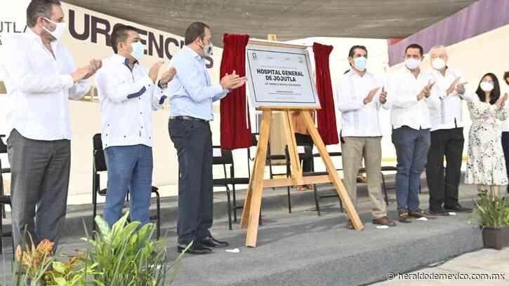 Inaugura Cuauhtémoc Blanco rehabilitación integral del Hospital General de Jojutla - El Heraldo de México
