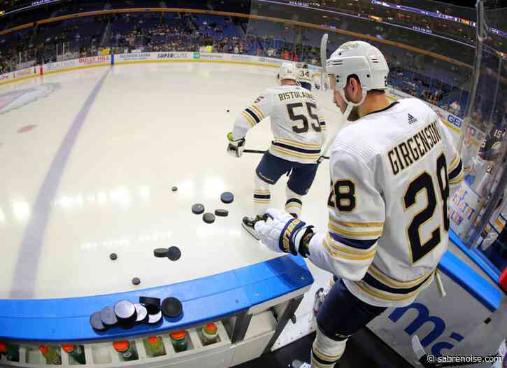 Doesn't this offseason feel different for the Buffalo Sabres?