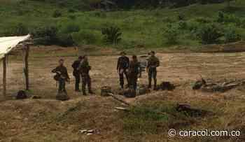 Una mujer habría resultado herida en un operativo del Ejército en Córdoba - Caracol Radio