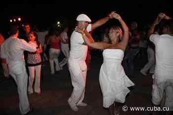 Bailadores de casino a evento online - Cuba.cu