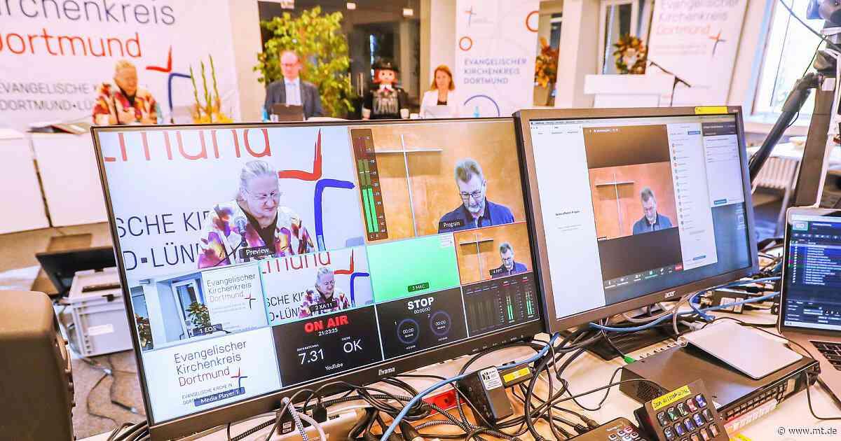 Digitale Wahl: Wer wird neuer Superintendent im Kirchenkreis Vlotho?   Porta Westfalica - Mindener Tageblatt