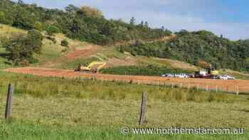 Why is machinery back at North Lismore Plateau site? - Northern Star