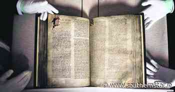 Calls to rename The Book of Lismore to reflect its origins - Southern Star Newspaper