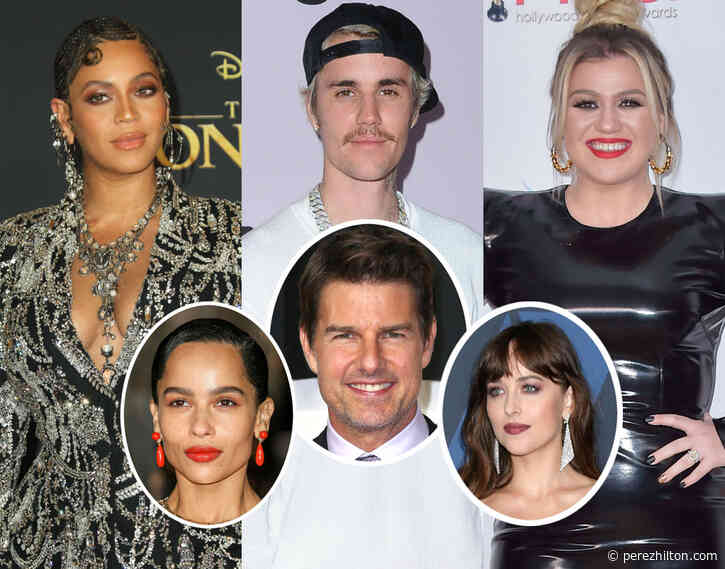 Celebs You Didn't Know Were Related!