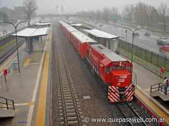 Tren Belgrano Norte: por un accidente no presta servicio entre Grand Bourg y Villa Rosa - Que Pasa Web