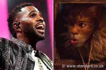 Jason Derulo: I thought the Cats film would change the world - Evening Standard