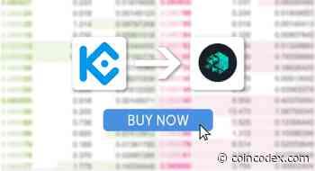 How to buy IoTeX (IOTX) on KuCoin? - CoinCodex