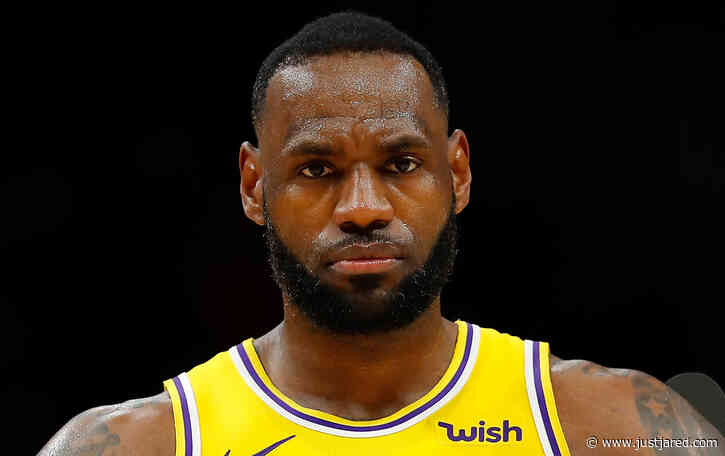 LeBron James Is Making a Plea to Help Solve a Murder