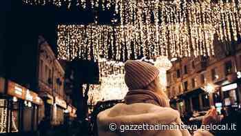 Addobbi scaccia-tristezza: luci di Natale già installate a Castellucchio e frazioni - La Gazzetta di Mantova