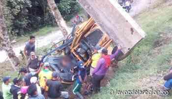 Trágico accidente en zona rural de Iquira - Noticias