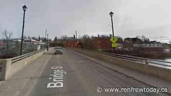 Main bridge in Eganville to reopen Friday - renfrewtoday.ca
