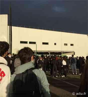 Yvelines. Aubergenville : une semaine sous tension au lycée Van Gogh - actu.fr
