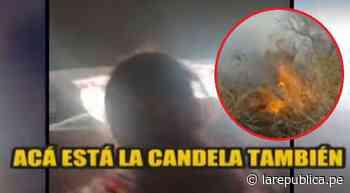 Chachapoyas: pasajeros sufren graves quemaduras por imprudencia de chofer - LaRepública.pe