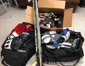 Stratford club helping Mattagami First Nation youth hit the ice - TimminsToday
