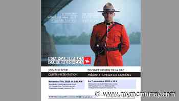 Residents can sign up to attend RCMP Career Presentation in Timberlea - mymcmurray.com