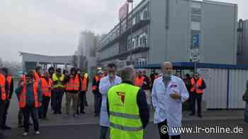Tarifstreit in Elsterwerda: Milchverarbeiter ODW bietet 3,6 Prozent – Gewerkschaft lehnt ab - Lausitzer Rundschau