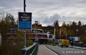 Wechselrahmen wider wilde Werbung - Burgkirchen an der Alz - Passauer Neue Presse