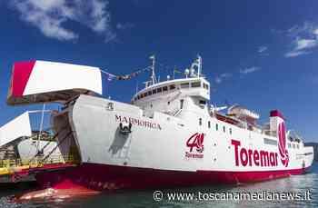 Il Covid ferma un traghetto di Toremar - Toscana Media News