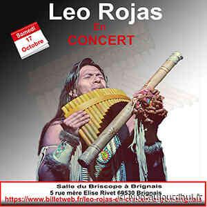 Leo Rojas en Concert - Le Briscope, Brignais, 69300 - Sortir à Lyon - Le Parisien Etudiant