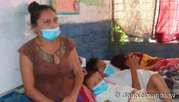Fotos: Agua y ropa, algunas necesidades en albergue de Tecoluca, San Vicente - Diario El Mundo
