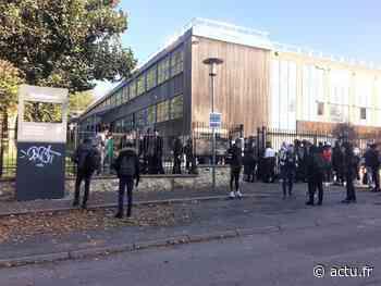 Thorigny-sur-Marne. Des élèves du lycée Auguste Perdonnet tentent de bloquer l'entrée - actu.fr