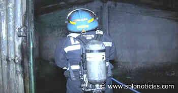 Bomberos extinguen incendio en vivienda de Cuscatancingo - Solo Noticias
