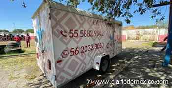 Llevan caja móvil para pago de agua en Coacalco - Diario de México