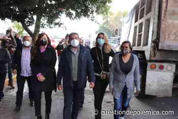 «Obra Pública en Coacalco no se detiene»: Darwin Eslava - Cuestión de Polemica