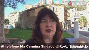 """Chiusura ITALCEMENTI Porto Empedocle """"la comunicazione ci ha colto di sorpresa, non ce l'aspettavamo"""" il sindaco Ida Carmina al microfono di Danilo Verruso - in3minuti.it"""