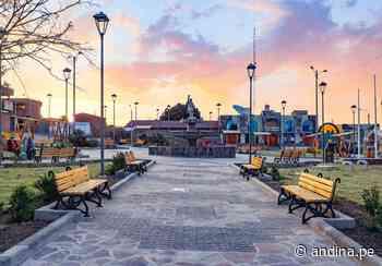 Turismo en Puno: Atuncolla luce una remozada plaza de Armas y espera a visitantes - Agencia Andina